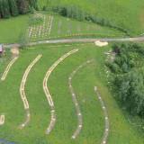 6 luni la ferma de permacultura Ridgedale
