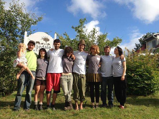 Echipa de permacultura