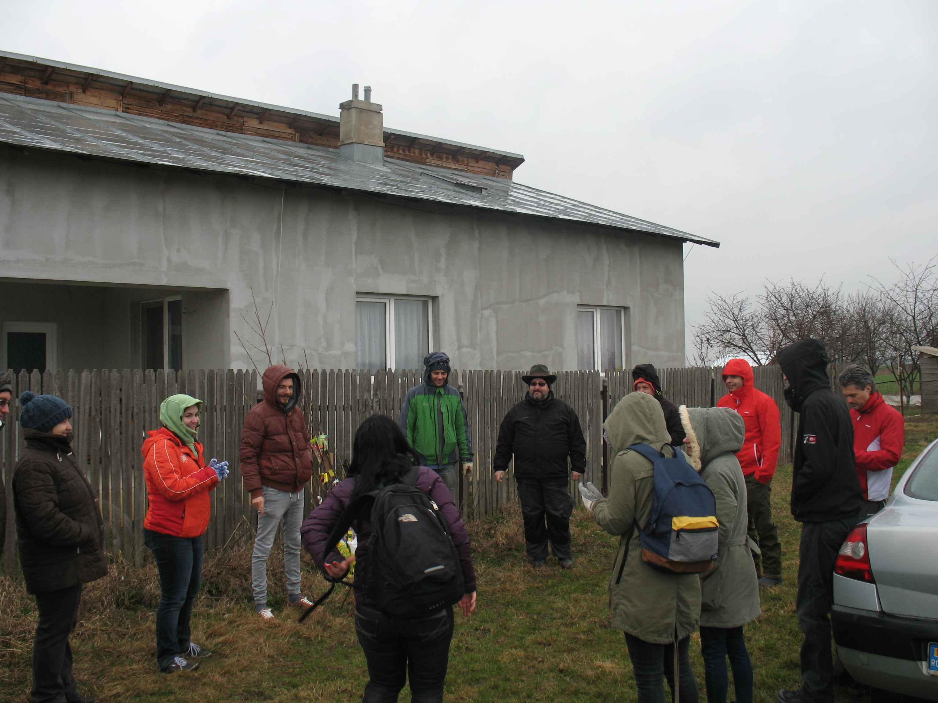 Atelier de permacultura Ulmi