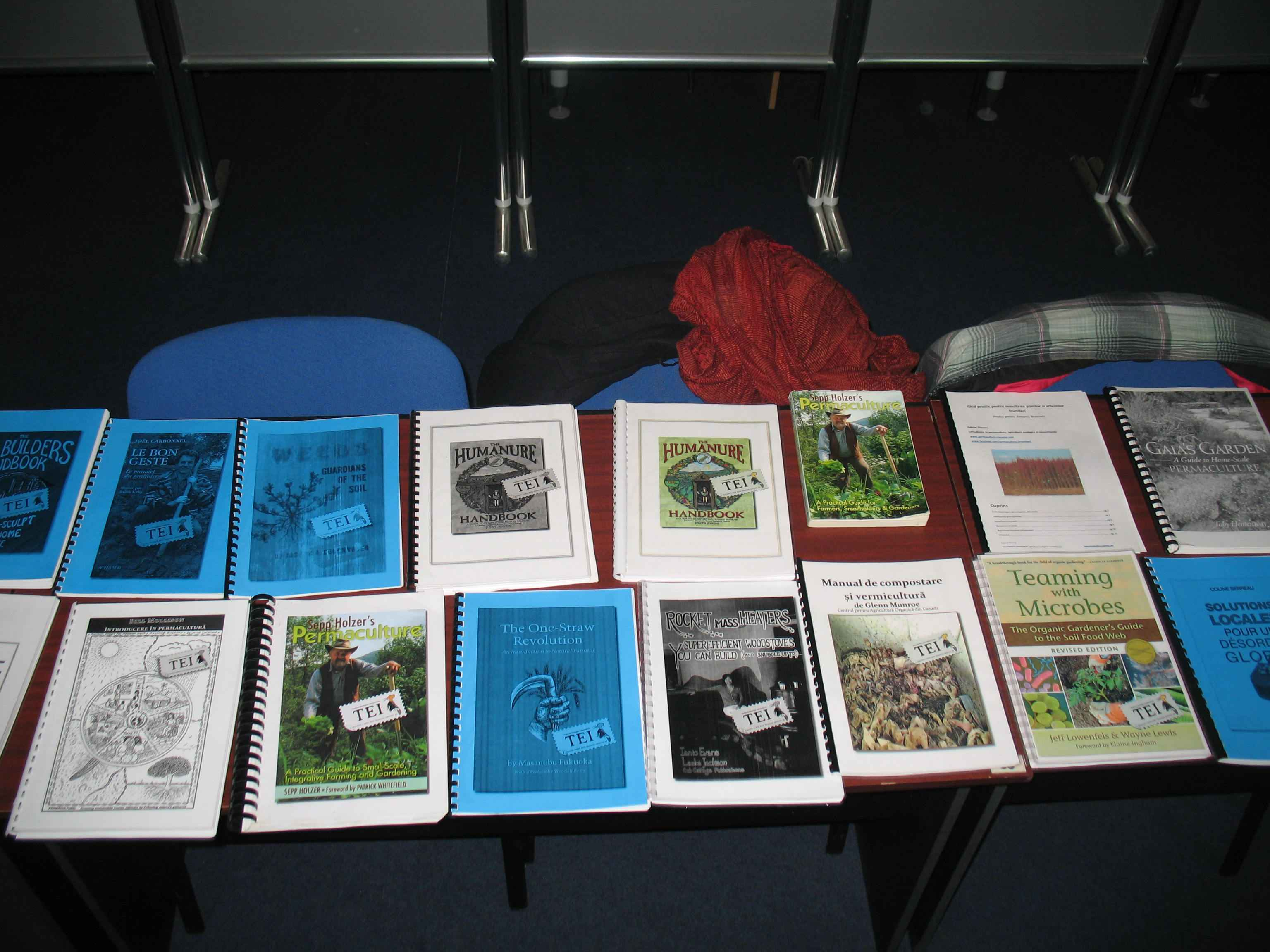 Carti de permacultura